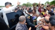 TDP Mobs Put Chandrababu Naidu In Danger Now