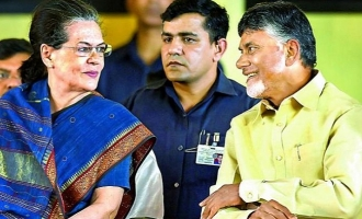 Why Didn't Naidu Attend Sonia Conference?