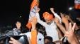 Celebrations break out in Telangana BJP camp