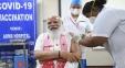 PM Narendra Modi takes first dose of COVID-19 vaccine