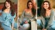 Pics: Deep Neck Treat By Tall Lady