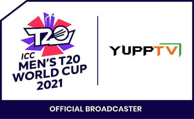 YUPPTV Bags Broadcasting rights for ICC T20 World Cup