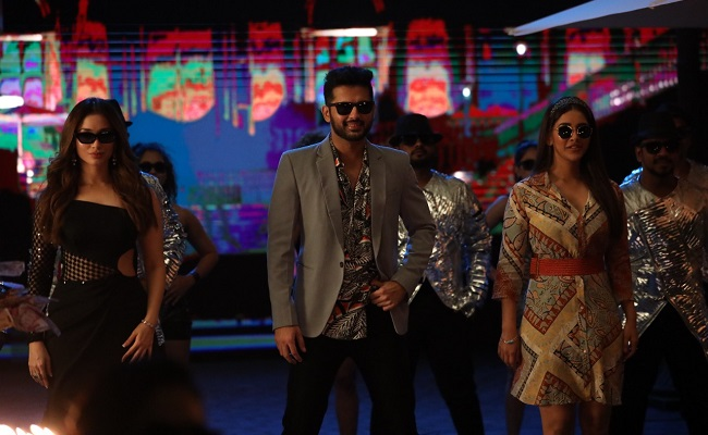 Maestro Promotional Song: Peppy & Fun Number