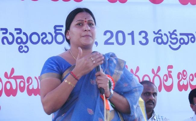 Relief to TRS MP, as HC cancels her imprisonment