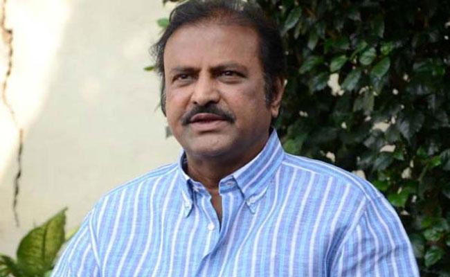 Manchu Mohan Babu may host talk show or web series