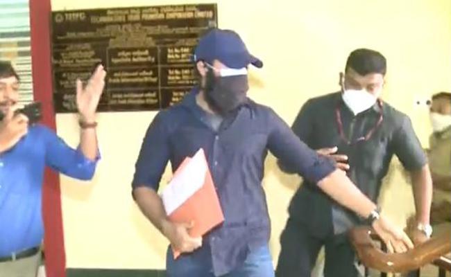 Tollywood drugs case: Navdeep appears before ED