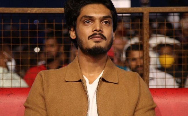 Akash's Emotional Speech Becomes Talk Of Industry!
