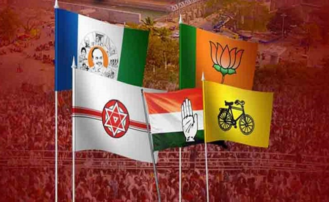 Andhra Political Parties Ignoring Real Issues!