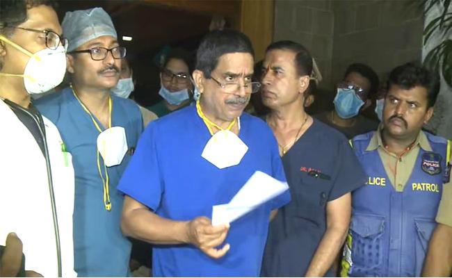 Update: Sai Dharam Tej Still On Respiratory Support