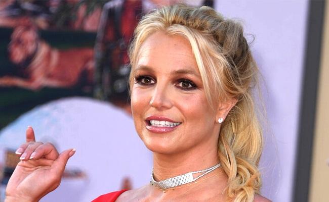 Britney Spears For Chiranjeevi's Film