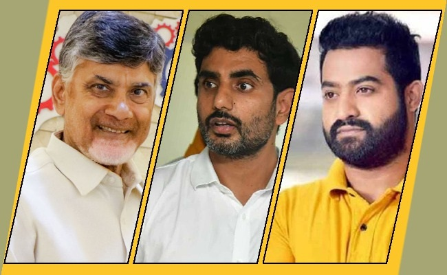 Lokesh Unhappy For CBN Listening To Jr NTR?