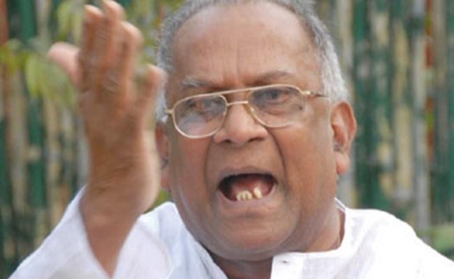 Jogaiah takes up Kapu quota cause, to rope in Pawan