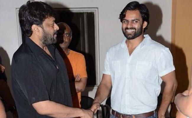 Sai Tej has completely recovered after bike accident