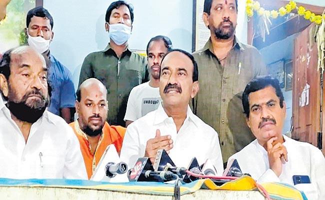 Huzurabad by-poll: BC, SC leaders in full demand