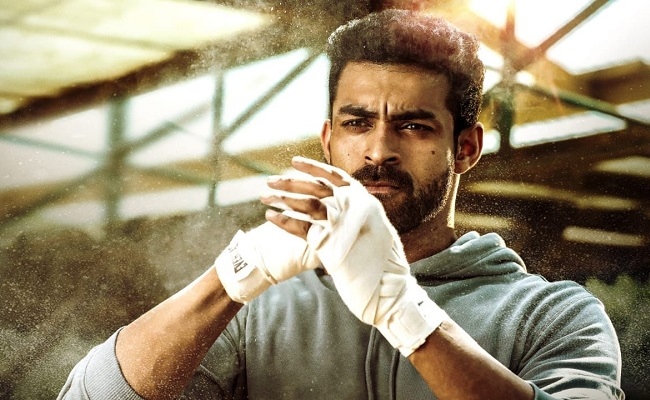 Varun Tej's Ghani gears up for big punch
