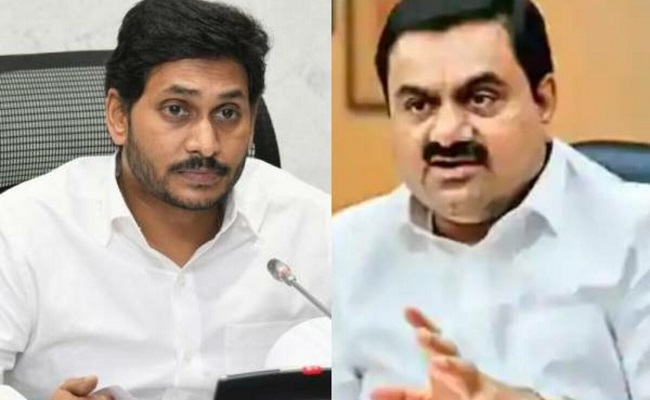 Adani confidential meeting with Jagan: What's up?