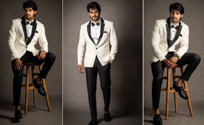 Pic: Hero Kartikeya looks suave in the uber cool outfit