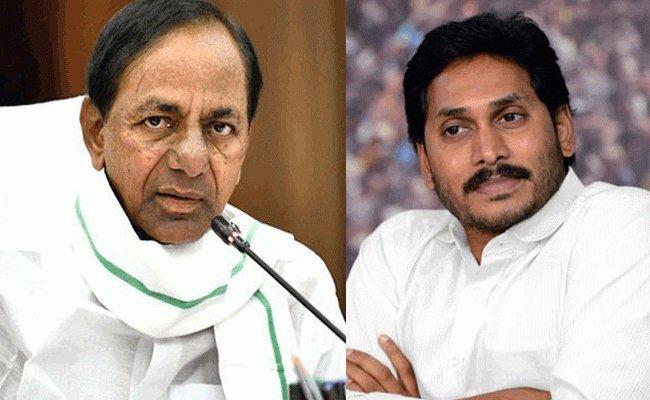 Will KCR, Jagan Have A Talk In Delhi?