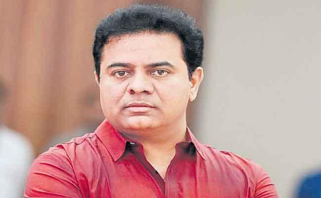 KTR says ready for 'white challenge' but with Rahul