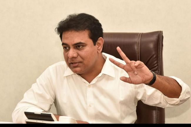 KTR's defamation suit a strong message to opposition