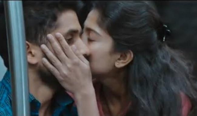 Naga Chaitanya Took 6 Hours for Kiss Scene!