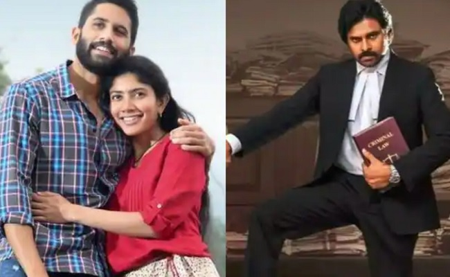 'Love Story' Knocks Out 'Vakeel Saab' In 2 Days