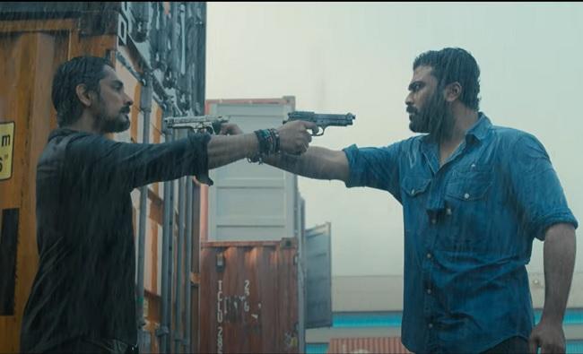 Maha Samudram Release Trailer: Hard-hitting