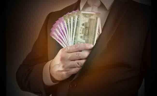 CMO man swindling money meant for managing media?