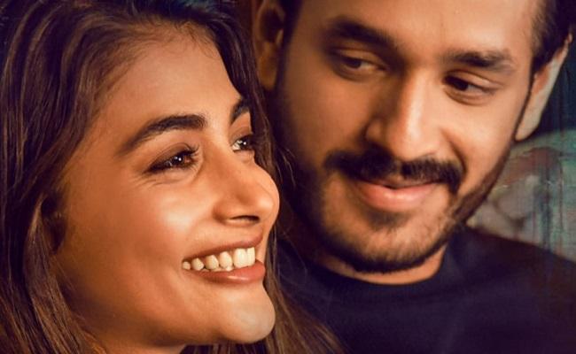 Leharaayi Promo: Akhil And Pooja Turn Intimate