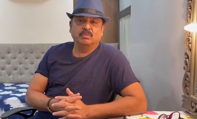 Naresh Gives rebuttal to Srikanth's Remarks
