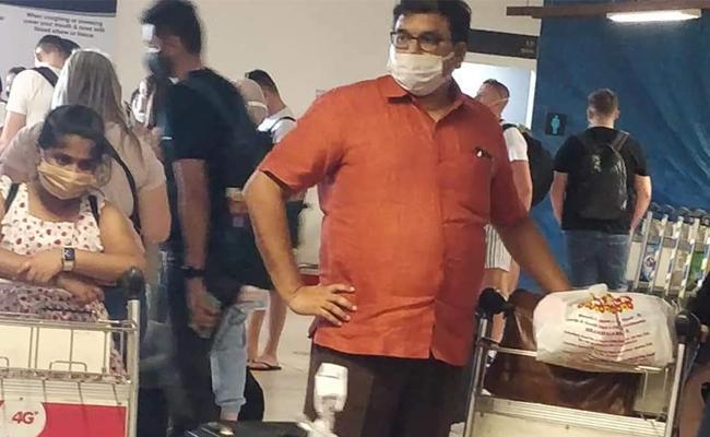 Pattabhi jumps bail, flees to Maldives?