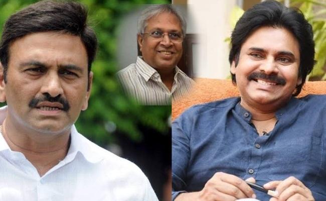 Vundavalli turns godfather for Pawan, Raju?