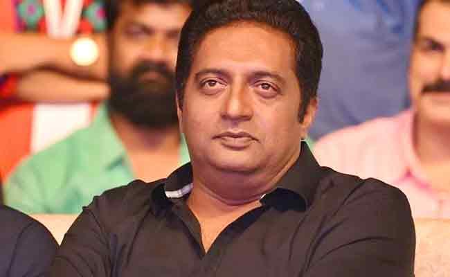 Prakash Raj Has Bigger Plan Than MAA?