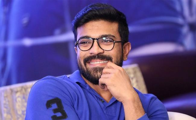 Charan, Gowtam come together for a racy, massy film