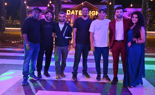 Rowdy Boys shoot wraps up with colourful song