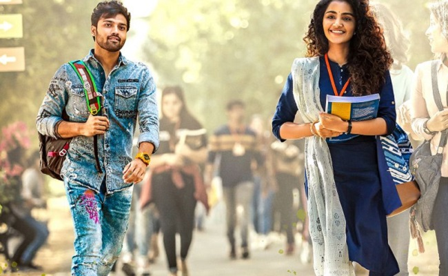 Rowdy Boys Teaser: Energetic College Entertainer