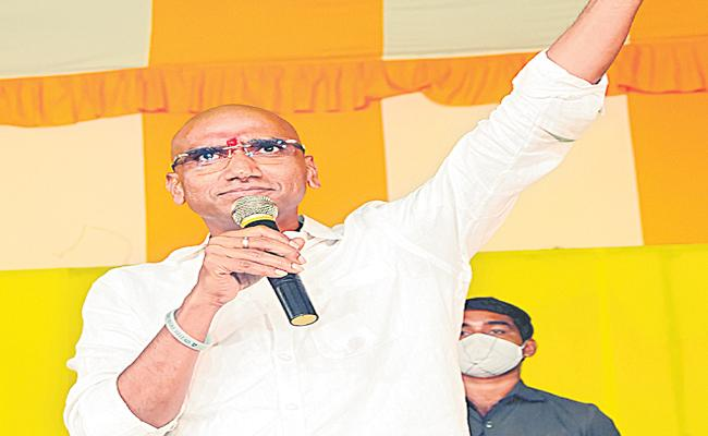 BSP leader trying for new political equations in T'gana?