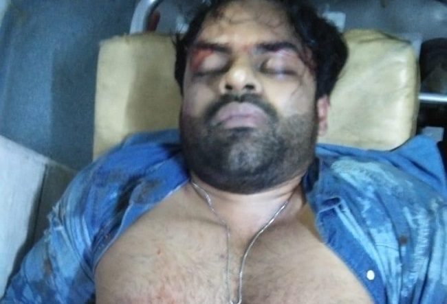 Sai Dharam Met With Accident- In Unconscious State