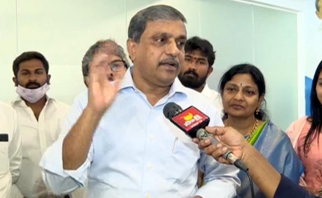 Will pay salaries without delay from Nov: Sajjala