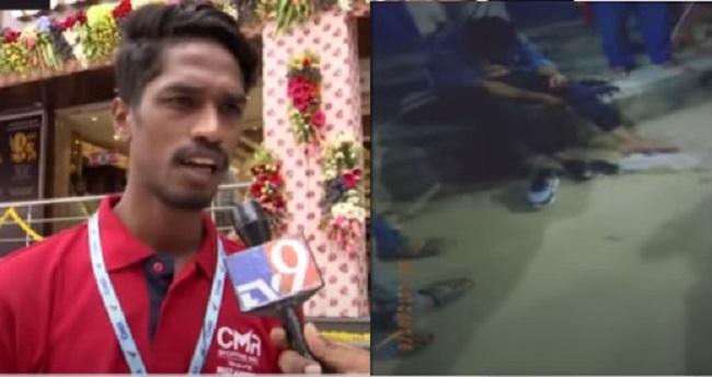 The Man Who Saved Sai Dharam Tej