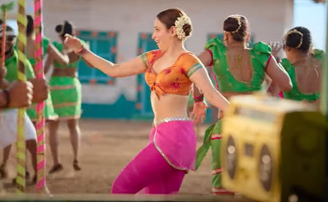 Jwala Reddy song from Seetimarr is whistle-worthy