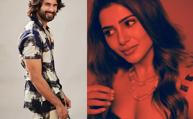 Shahid all praise for Samantha, wants to work with her