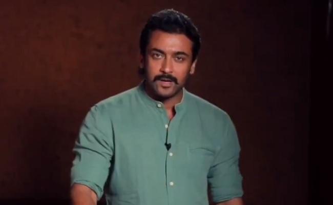 'Exams Alone Don't Make Life': Actor Suriya