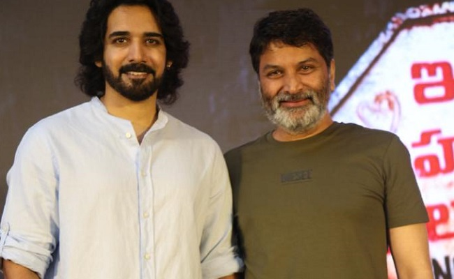 A movie release is like sending a girl to Attarillus: Trivikram