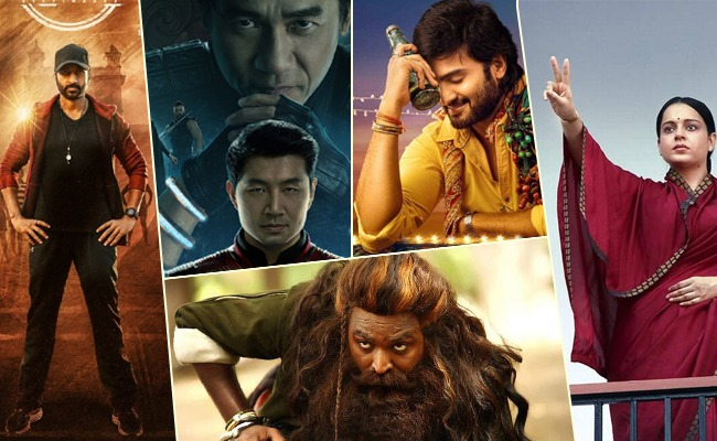 Top 5: Mass Films Rule The Box Office