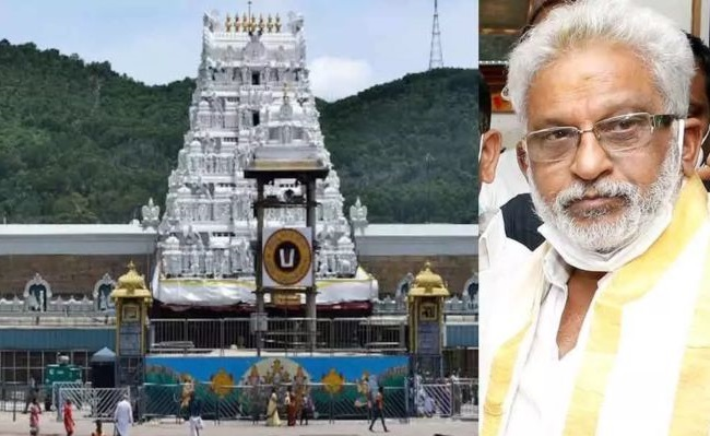 Vaccination must for Tirumala temple entry!