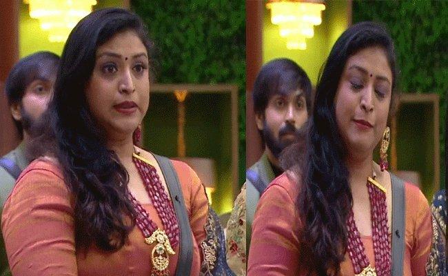 Uma Devi Evicted from Bigg Boss 5 Telugu..