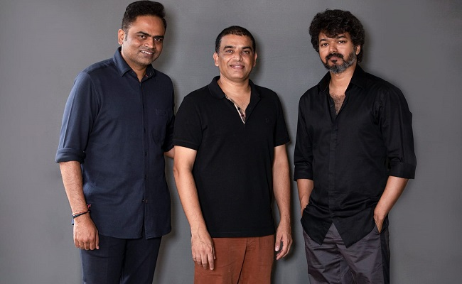 Vijay's 66th Film With Vamshi Paidipally and Dil Raju