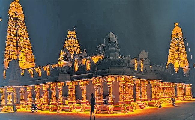 Hetero Chairman announces 5 kg gold for Yadadri temple