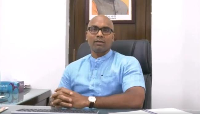 Telangana BJP MP to face disqualification?